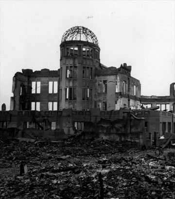 Mistranslations: Hiroshima atomic bombing!